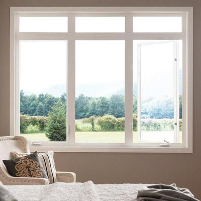 Casement Windows Maximum Ventilation