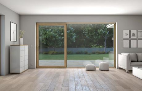 Luxury Patio Door